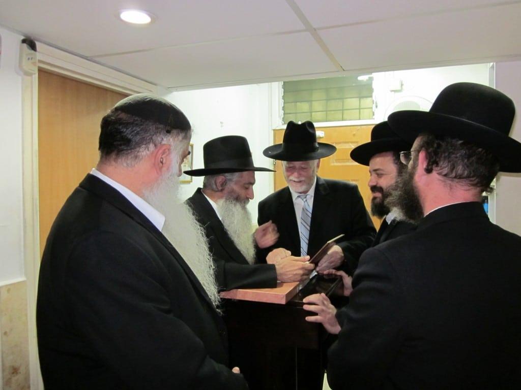 """הרב דוד אבוחצירא שליט""""א"""