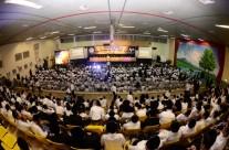 אלפי הנציגים במעמד