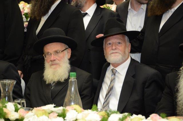 הגאון רבי משה שלזינגר חבר מועצגה''ת ור''י קול תורה