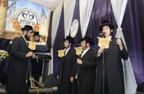 מקהלת מלכות עם אומן הרגש ר' מרדכי שטיינמץ