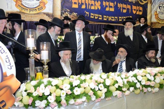 רבנים בכינוס