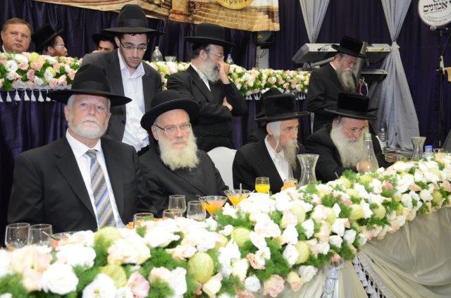 רבנים בכנס