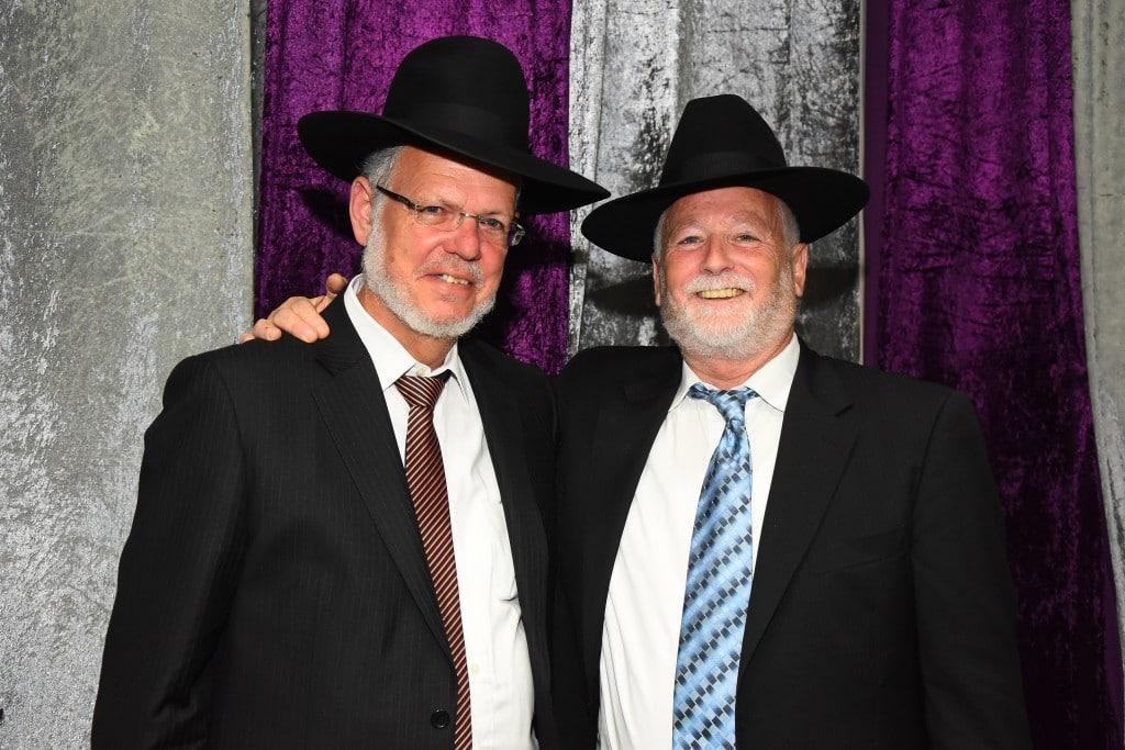 עם הרב יעקב ויז'בינסקי מנכ''ל רשת ישיבות אורחות תורה