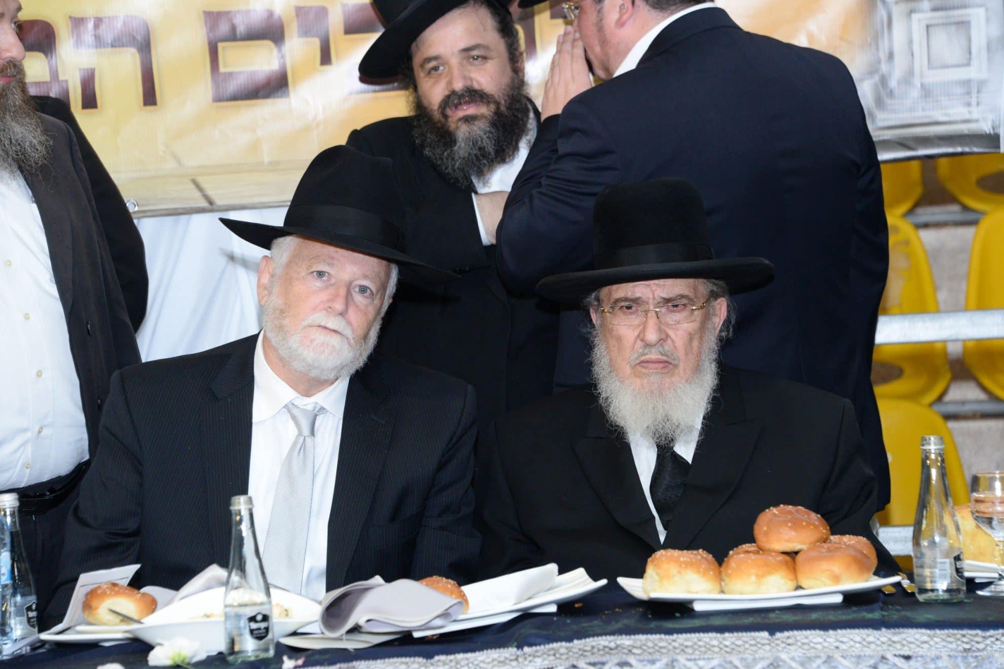 הגאון רבי ברוך מרדכי אזרחי ר''י עטרת ישראל